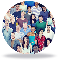 Demographics based Search